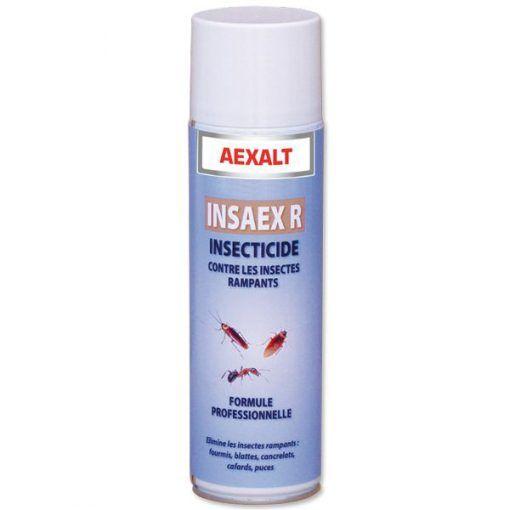 Insecticide rampants aérosol 650ml INSAEX Aexalt