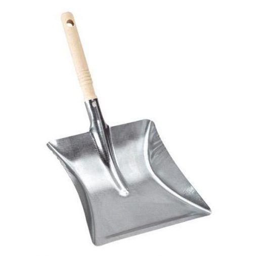 Pelle ménage métal manche bois Aexalt