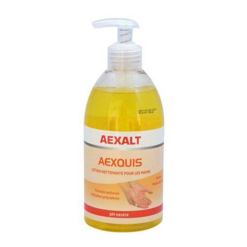 Lotion nettoyante pour les mains 500ml AEXQUIS Aexalt