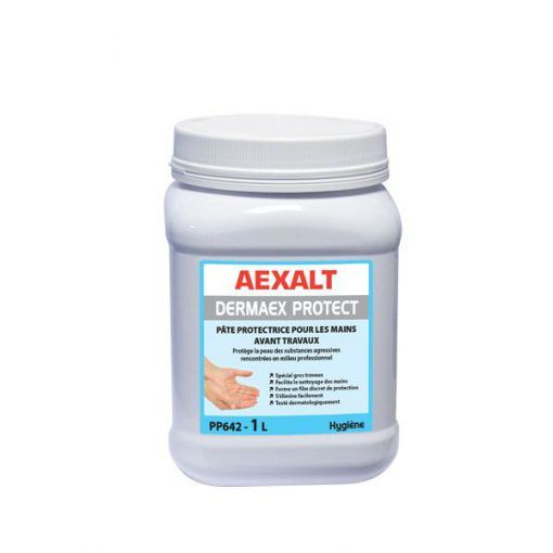 Pâte de protection pour les mains 1L DERMAEX PROTECTION Aexalt