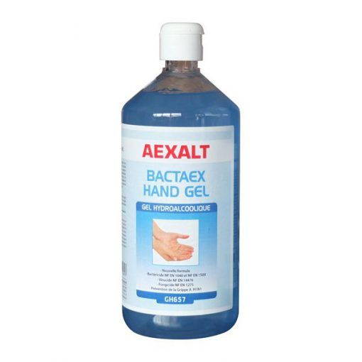 Gel main hydroalcoolique BACTAEX HAND GEL Aexalt
