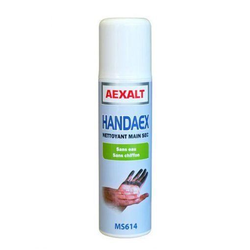 Nettoyant main sec (sans rinçage) HANDAEX Aexalt