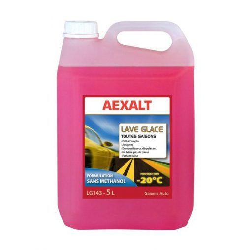 Lave-glace toutes saisons prêt à l'emploi Aexalt