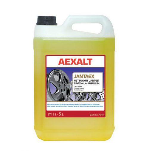 Nettoyant jantes spécial aluminium vernis JANTAEX Aexalt