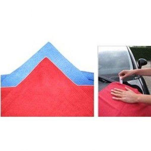 Pack microfibres spécial lavage carrosserie auto Aexalt