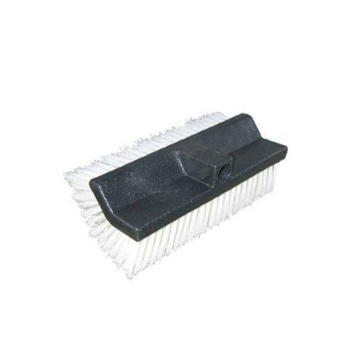 Brosse bi-faces fibres mi-dures 25cm Aexalt
