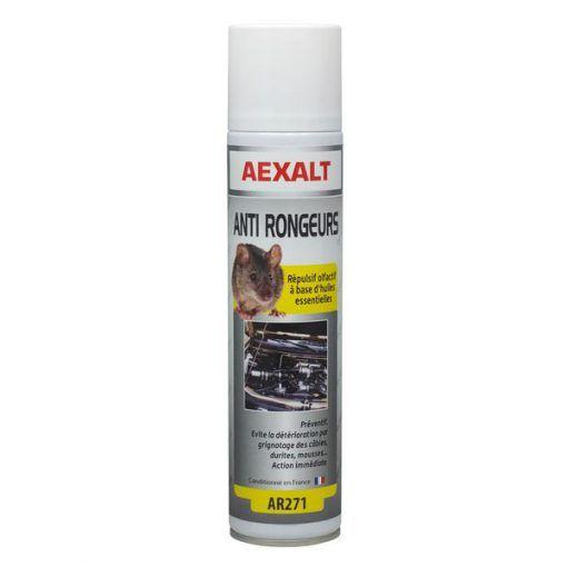 Anti-rongeurs répulsif olfactif 405ml Aexalt