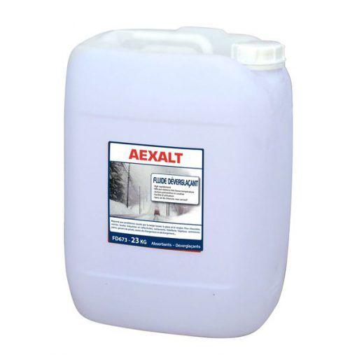Fluide déverglaçant 20L prêt à l\'emploi Aexalt