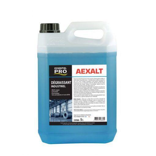 Nettoyant et dégraissant industriel multi-usages 5L Aexalt