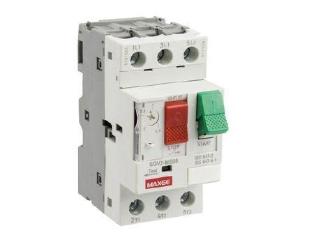 Disjoncteur de protection moteur 3P Maxge