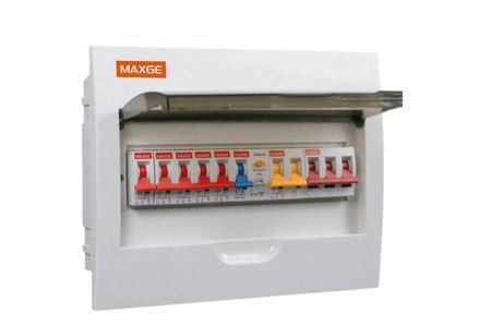 Tableau électrique encastrable IP30 Maxge