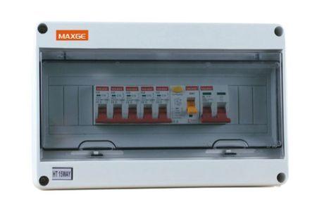 Tableau électrique en saillie IP65 Maxge