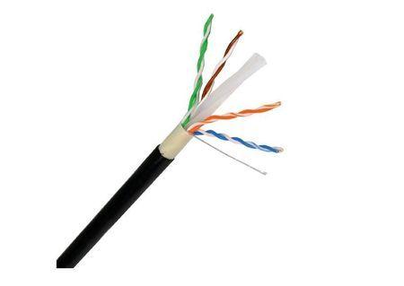 305m câble UTP catégorie 6 cuivre / aluminium extérieur