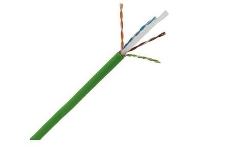 305m de câble UTP catégorie 6 cuivre pur sans halogène