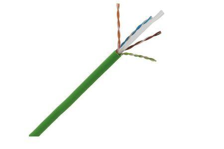 305m de câble FTP CAT6 cuivre pur blindé sans halogène
