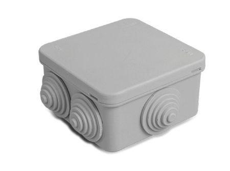 Boîte de dérivation étanche 85x85x45 mm