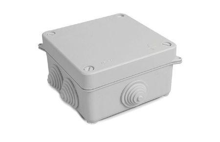 Boîte de dérivation étanche 113x113x60 mm