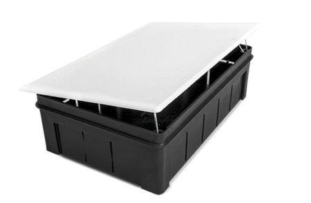 Boîte de dérivation à encastrer 200x130x60 mm