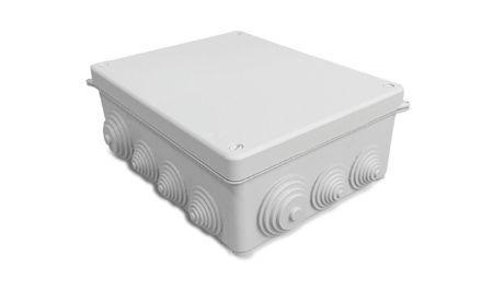 Boîte de dérivation étanche 230x180x85 mm