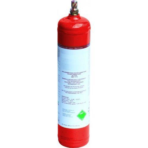 Bouteille de réfrigérant gaz R32 1kg ou 9kg - 11001045 - Core Equipment