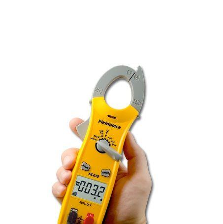 Pince ampèremétrique SC220 - COP60012 - Fieldpiece