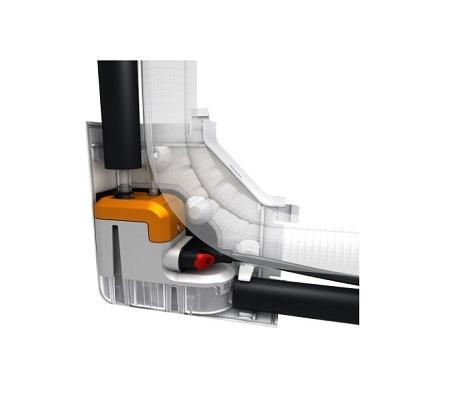 Kit pompe goulotte Delta Pack - SI 10 - Sauermann