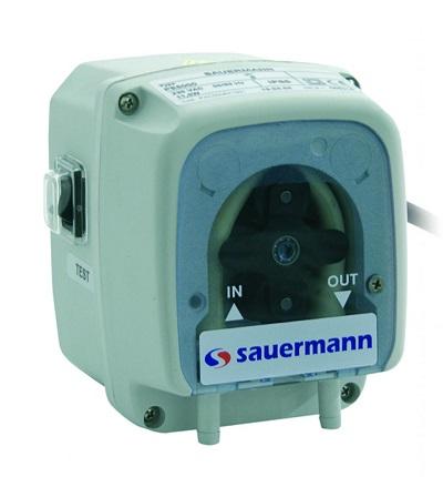 Pompe péristaltique PE 5000 compresseur - CLI50020 - Sauermann
