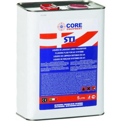Solvant de lavage tuyauterie interne réfrigération et climatisation