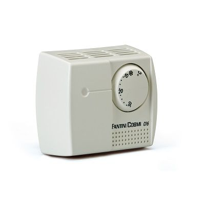 Thermostat d\'ambiance à tension de vapeur - Fantini Cosmi