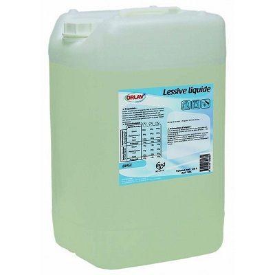 Lessive liquide tous textiles pour doseur et machine aqua - ORLAV