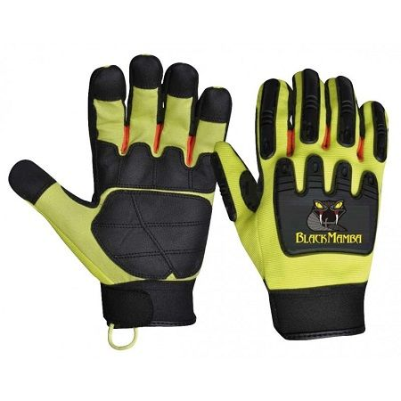 Gants de manutention HD Black Mamba - Taille M à XXL