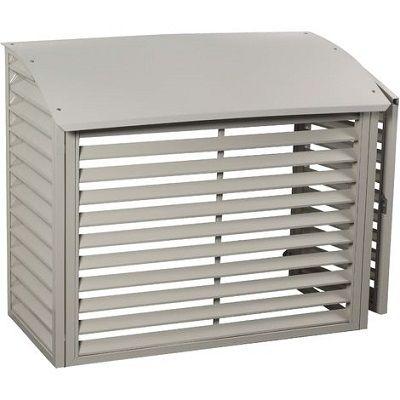 Cage de protection design pour unité extérieur climatisation