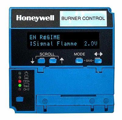 Ampli autovérifiant UV 2s EC7800C7076 type R7886A1001 Honeywell