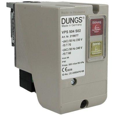 Contrôleur fuite VPS 504 S02 220 volts - GAZ25080 - Dungs