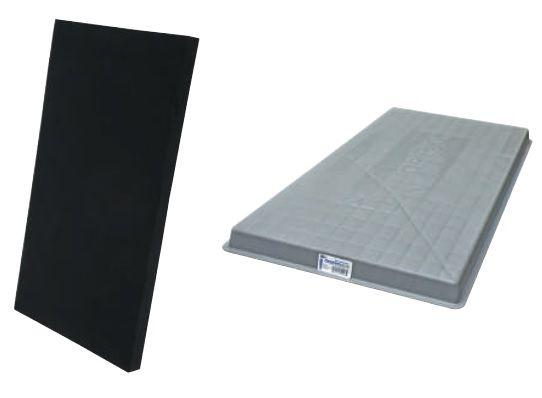 Plaque anti-vibration groupe extérieur - Climaconcept