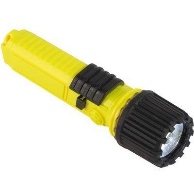 Lampe torche LED de sécurité IP68 Atex (manuel ou frontal)