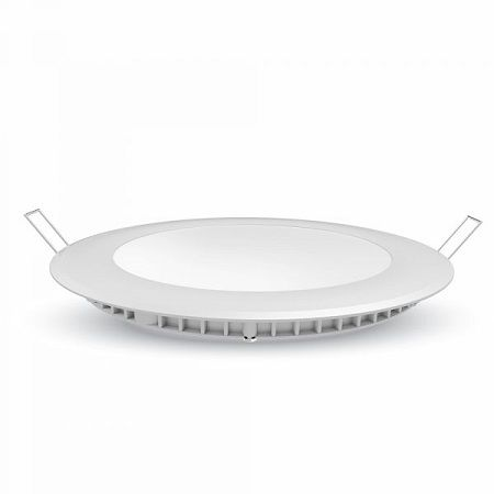Downlight LED Plat V-TAC 3W 6W 12W 24W