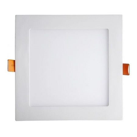 Downlight LED Plat V-TAC BLANC Carré 6W 12W 18W 24W
