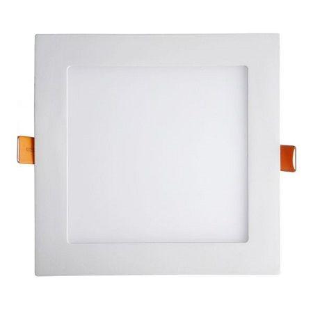 Downlight LED Plat V-TAC BLANC Carré 6W VT-607