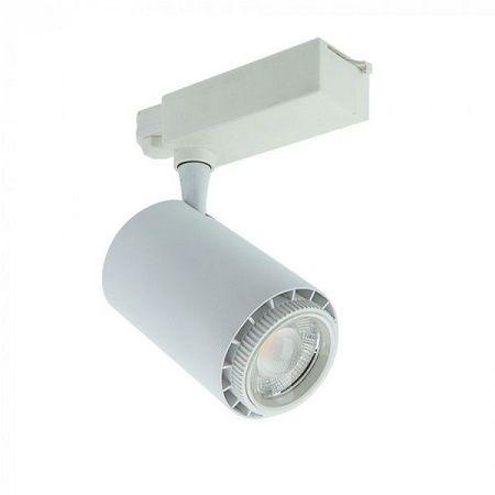 Spotrail LED V-TAC PRO 3 Allumages 35W 3000-6000K Blanc VT-4745