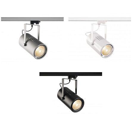 SpotRail SLV EURO SPOT 61W LED Design