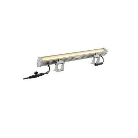 Linéaire LED Wallwasher SLV 60cm 18W GALEN gris argent ou anthracite
