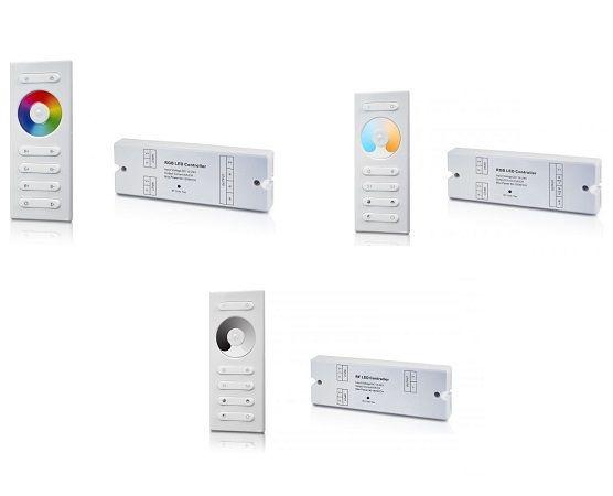 Kit Emetteur Recepteur CLAREO Eco - Monochrome, RVB, 3000K-6000K