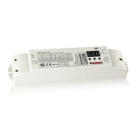 Driver CLAREO DMX 512 250-1500mA 50W (existe en 2 channels)
