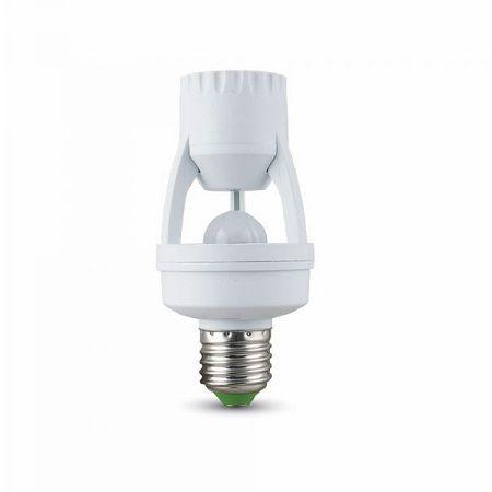 Détecteur pour ampoule E27 V-TAC VT-8005