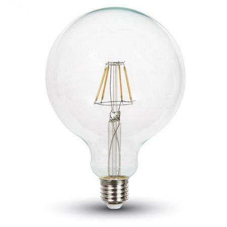 Ampoule LED V-TAC filament 4W E27 VT-1994D