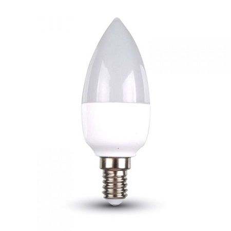 Ampoule LED V-TAC flamme 6W E14 VT-1855