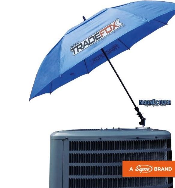 Parapluie de protection pour techniciens & pro - Magnecover