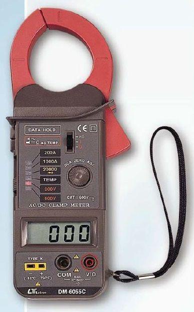Pince ampèremétrique 29007010 DM-6055C - COR40302 - Lutron
