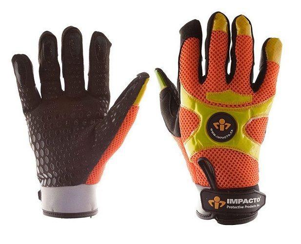Gants Air Glove (HS) haute visibilité - BGHIVIS - Impacto